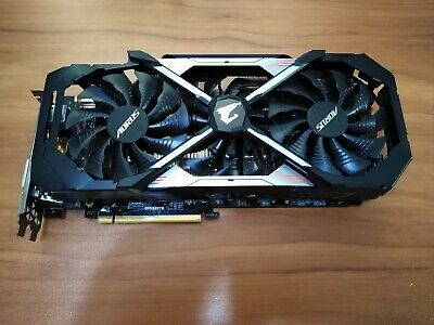 $ CDN1014.92 • Buy Gigabyte Nvidia GeForce GTX 1080 Ti 11GB GPU VRAM Graphics Card PC Gaming Used