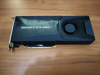 $ CDN989.55 • Buy PNY Nvidia GeForce GTX 1080 Ti 11GB GPU VRAM Graphics Card PC Gaming Used