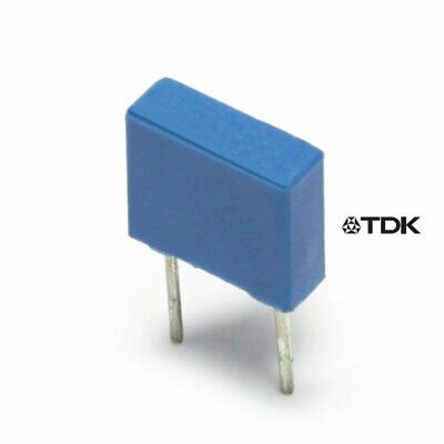 £2.69 • Buy TDK  Polyester Poly Box Capacitor B32529C 5% 1nF To 1uF Choose Values Pack 10