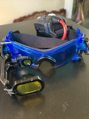Spin Master Spy Gear Night Goggles With Flip Out Scope FREE SHIPPING • 14.46£