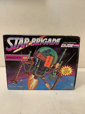 $ CDN44.18 • Buy NEW IN BOX GI Joe  1993 Star Brigade Invader