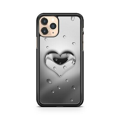 $ CDN17.38 • Buy Elegant Luscious Water Droplet Covered Wonderful Love Heart Phone Case Cover