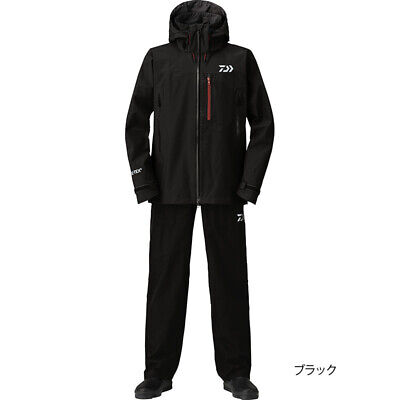 £324.29 • Buy Daiwa DR-1908 Gore-Tex Product Pack Light Rain Suit Black L From Stylish Anglers