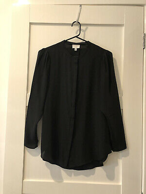 AU20.50 • Buy Witchery Black Size 10 Shirt New Without Tags