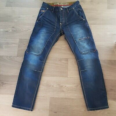 Jeans With Pockets For Scissors RINGSPUN-style Cask W30 Short • 5£