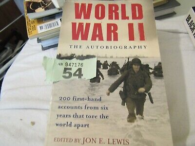 Book Bundle - World War II Autobiography/Enigma/We Were Soldiers Once/Dambusters • 1.50£