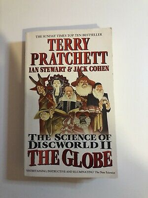 The Science Of Discworld II: The Globe: 2 By Jack Cohen, Ian Stewart, Terry... • 0.99£