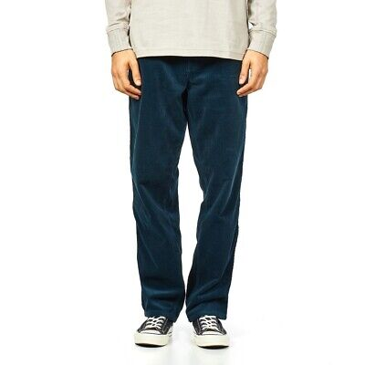£66.63 • Buy CARHARTT SIMPLE PANT I022947 Work Corduroy Vintage Straight Relaxed Velluto