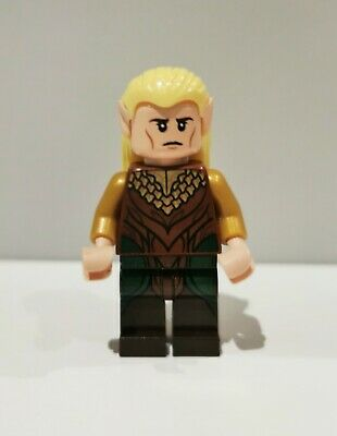 £4.49 • Buy LEGO Legolas Greenleaf Lor035 Minifigure. The Hobbit. Lord Of The Rings. 79001