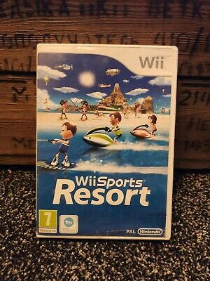 Wii Sports Resort - Nintendo Wii Game • 0.99£