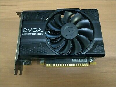 $ CDN367.89 • Buy EVGA Nvidia GeForce GTX 1050 Ti 4GB GPU VRAM Graphics Card PC Gaming Used