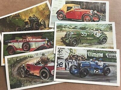 £2 • Buy Grandee Cigar Cards Famous MG Marques John Player Cigarette Cards Series Of 28