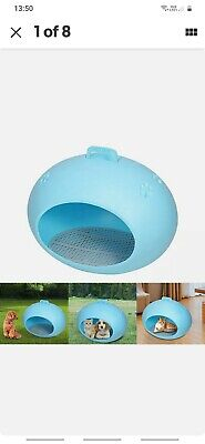 Plastic Pet Bed New • 15£