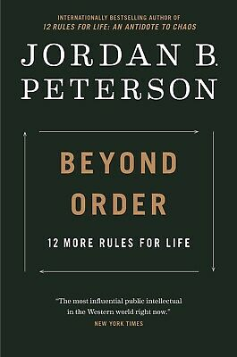 AU25.97 • Buy Beyond Order By Jordan B. Peterson 12 More Rules For Life  PRE-ORDER 3/2/21   HC