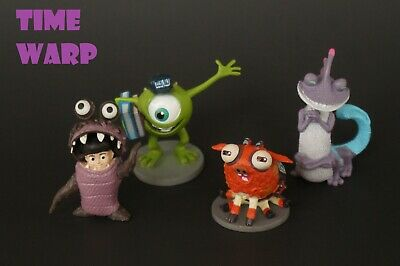 Disney Monsters University Monsters Inc. Pvc Figures Cake Toppers * Mike Boo Etc • 7.24£