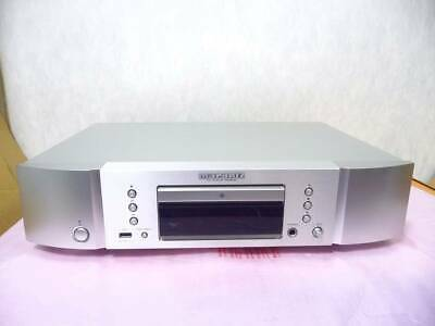 Exhibits Marantz Cd Player Cd6006/Fn Silver Gold Guaranteed As Long One Point • 540.09£