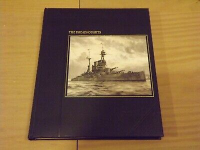 The Seafarers THE DREADNOUGHTS Inc.maps & Pics (Time-Life Books - David Howarth) • 17.99£