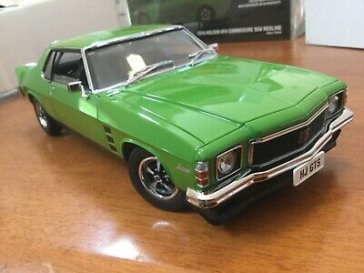 AU222.22 • Buy 1:18 Classic Carlectables Holden Hj Gts Monaro Coupe Jamaican Lime 2 Door 308 V8