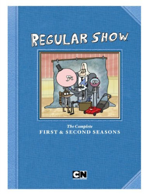 Regular Show: Season 1 & 2 (US IMPORT) DVD NEW • 20.69£