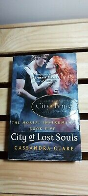 The Mortal Instruments 5: City Of Lost Souls By Cassandra Clare (Paperback, 201… • 0.99£