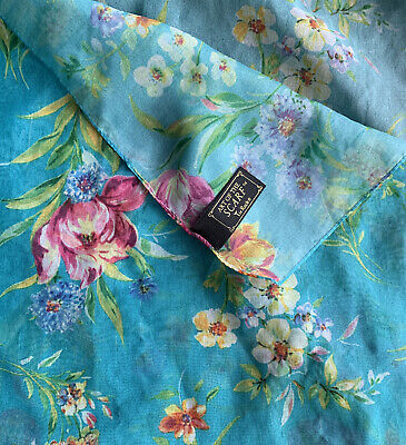 £5 • Buy Tie Rack Floral Scarf Brand New Without Tags