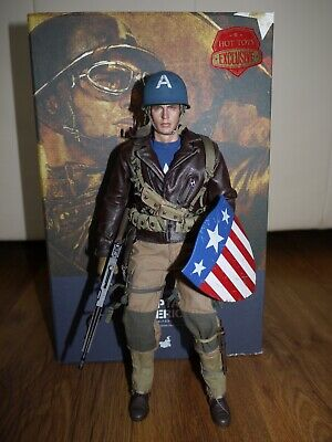 $ CDN699.55 • Buy Hot Toys MMS180 Captain America Rescue Uniform Version - Rare Exclusive 1/6th