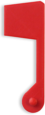 $13.99 • Buy Red  Flag For Rubbermaid Mailbox, Snap Fit Plastic, Fit 3/8  Hole, No Install.