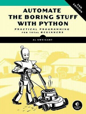 AU53.99 • Buy Automate The Boring Stuff With Python, 2nd Edition: Practical Programming For