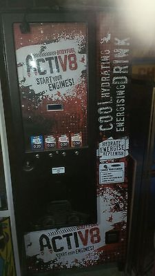 £800 • Buy Coin Operated Drinks Machine