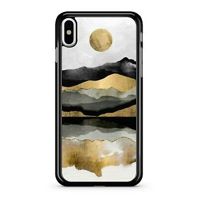 $ CDN17.51 • Buy Elegant Delightful Full Moon Water Painted Wonderful Colours Phone Case Cover