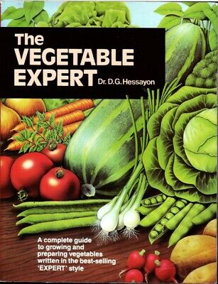 £17.75 • Buy The Vegetable Expert, By D. G. Hessayon. Paperback, Very Good Condition