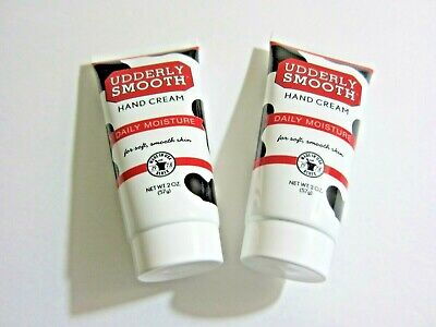 AU6.38 • Buy Udderly Smooth Daily Moisture Hand Cream For Soft Smooth Skin Lot Of 2 - 2 Oz.