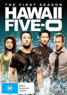 AU32.94 • Buy Hawaii Five-0: The First Season [Region 4] - DVD - Free Shipping. - New
