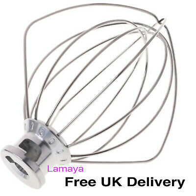 £15.99 • Buy Wire Whip Whisk Fits Kitchenaid Tilt Mixers Attachment Replacement K45WW 9704329