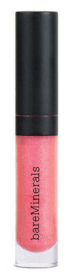 £5.69 • Buy BareMinerals Moxie Plumping LIPGLOSS In SOCIALITE Frosted Pink Lip Gloss 2.25ml