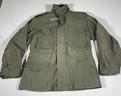 $100 • Buy OG-107 M65 Field Jacket Coat, Cold Weather Small Short US Army (J4)