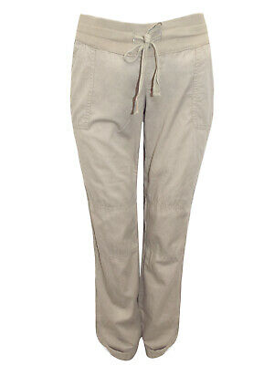 £12 • Buy Gap Maternity Stone Under Bump Cotton Cargo Trousers Size 12-24 New 197