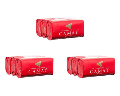 £11.35 • Buy Camay Soap Classic Scented Moisturizing Bar Soap, 4 Ounces Pack Of 9