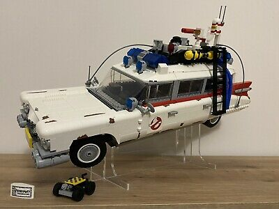 £12.99 • Buy Acrylic Display Stand For LEGO Ghostbusters Ecto-1 Model 10274