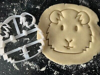 £4 • Buy Guinea Pig Large Cookie Cutter Pastry Biscuit Icing Fondant Baking Cake