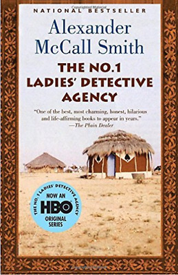 AU19.09 • Buy Mccall Smith, Alexander-The No. 1 Ladies` Detective Agency BOOK NEUF