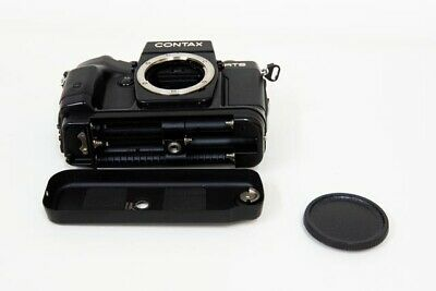 $ CDN213.03 • Buy 【As-Is】Contax RTS III SLR Film Camera Body Only