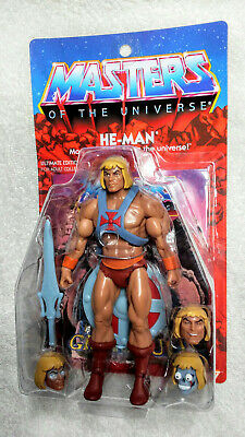$200 • Buy Masters Of The Universe He-Man Ultimates Filmation New With Mailer Super7