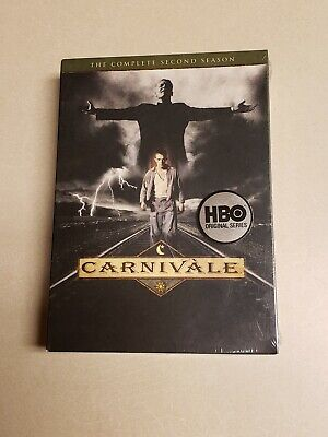 £18.24 • Buy Carnivale - The Complete Second Season (DVD, 2010, 4-Disc Set)