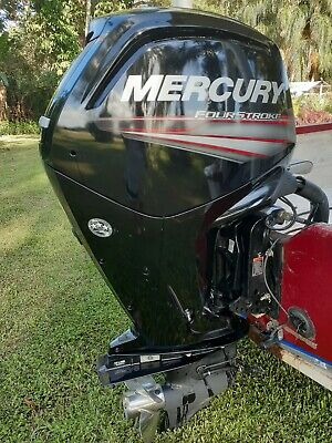 AU14300 • Buy Boat And Trailer With Near New 75 Hp Murcury Motor