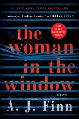 AU13.03 • Buy The Woman In The Window : A Novel By A. J. Finn (2018, Hardcover)