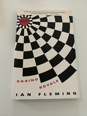 $5 • Buy Casino Royale By Ian Fleming 007 Thomas & Mercer Paperback