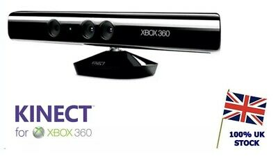 £14.99 • Buy Xbox 360 Kinect Sensor - Fully Tested - FAST DISPATCH - MIcrosoft