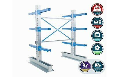 £1053.26 • Buy Anco Adjustable Double Sided Cantilever Racking