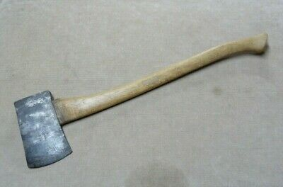 $195 • Buy Just A Nice Early Axe - Probable 1917 Oakland Maine ME Ax 3 3/4 Lb 'WN'